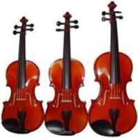 How does work a 3 4 violin