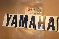 "YAMAHA FZR600  FZR 600  1989/1990 GENUINE ""YAMAHA"" COWLING DECAL - # 99233-00240 for sale  Leicester"