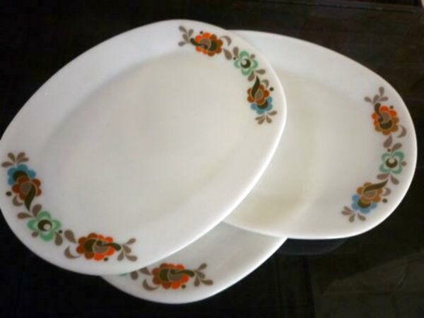 oval steak plates for sale