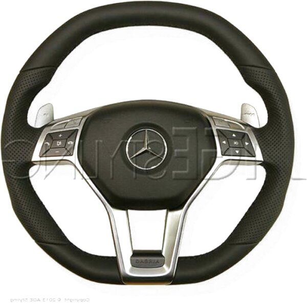 w204 amg steering wheel for sale