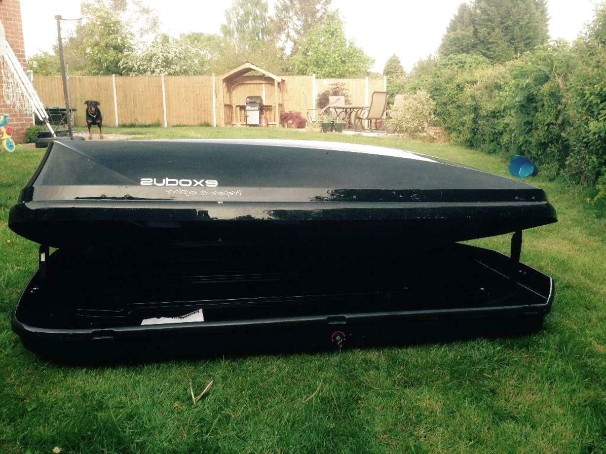 large roof box for sale