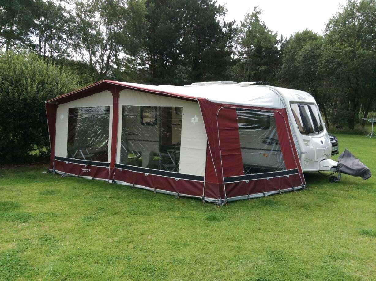 Trio Sport Awning for sale in UK | View 16 bargains