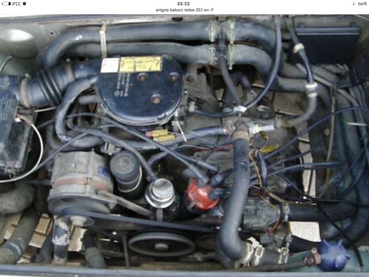 vw t25 engine for sale