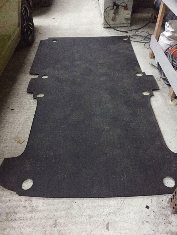 vw transporter rear floor for sale