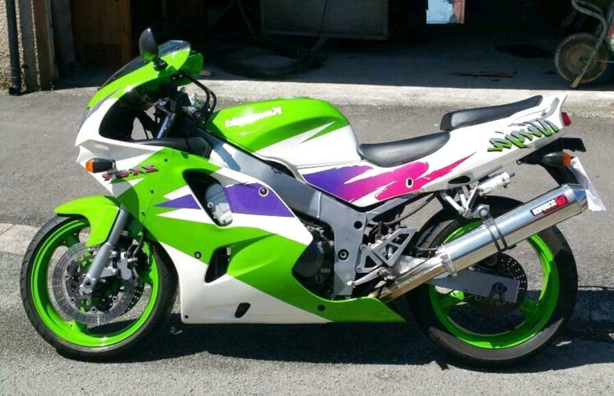 zx6r f1 for sale