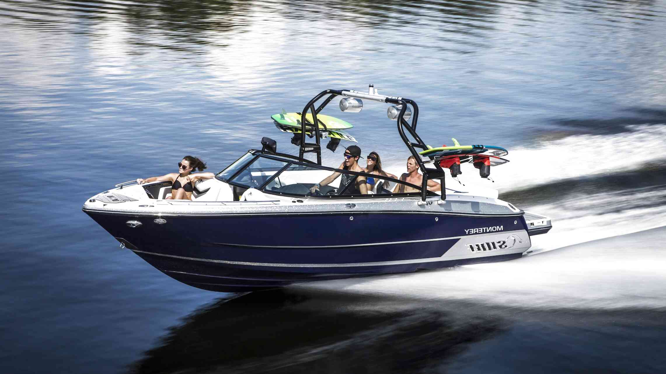 water ski boats for sale