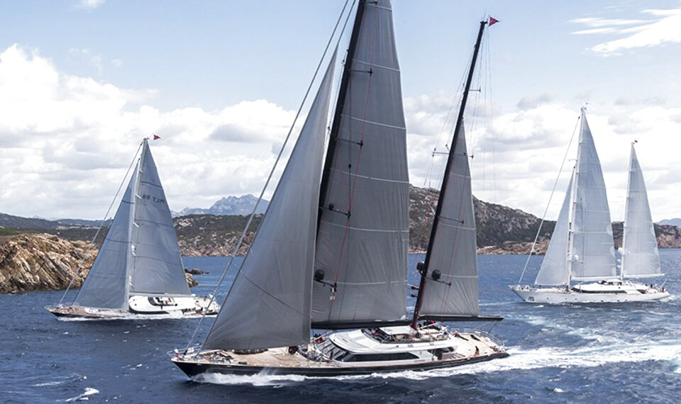 yacht sails for sale