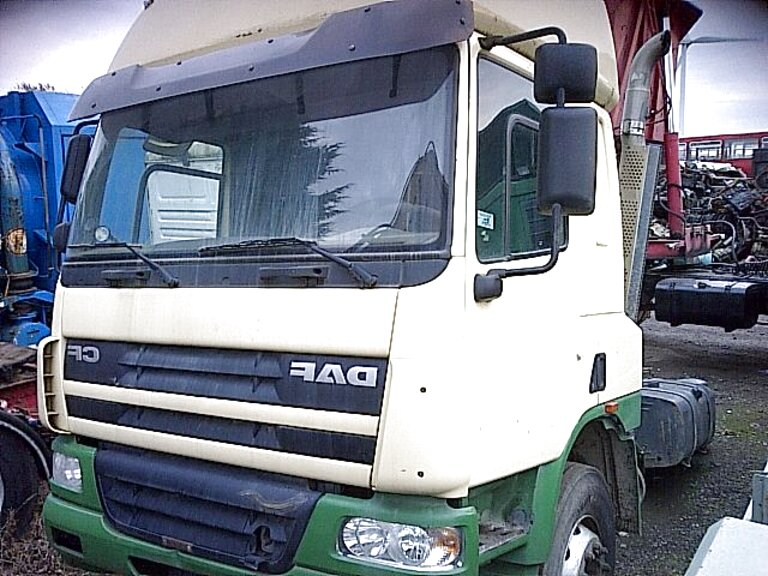 daf breaking for sale