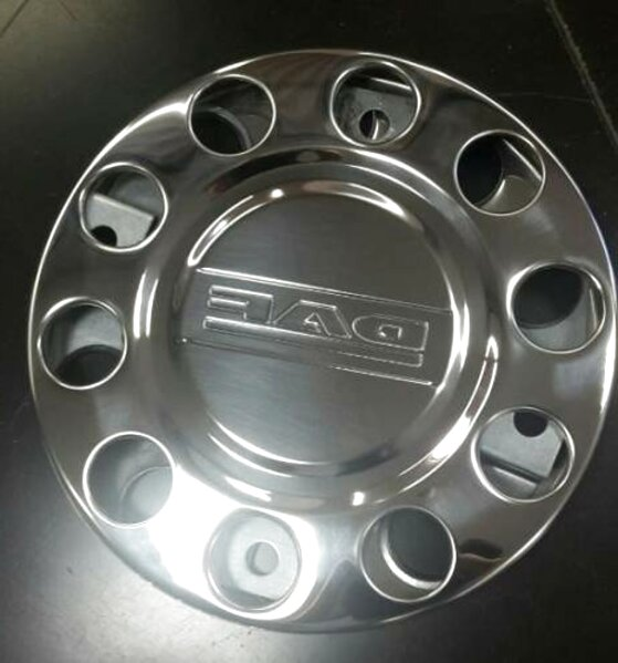 daf wheel covers for sale