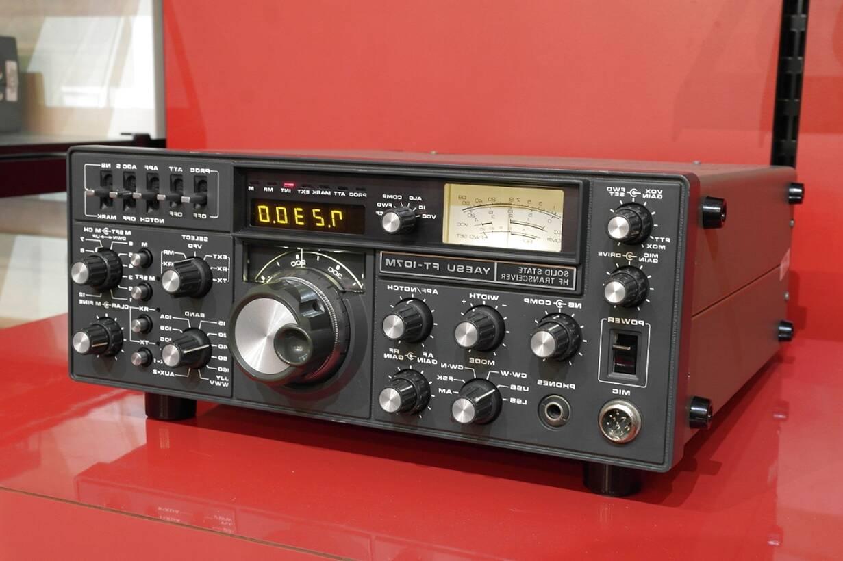 yaesu ft 107m for sale