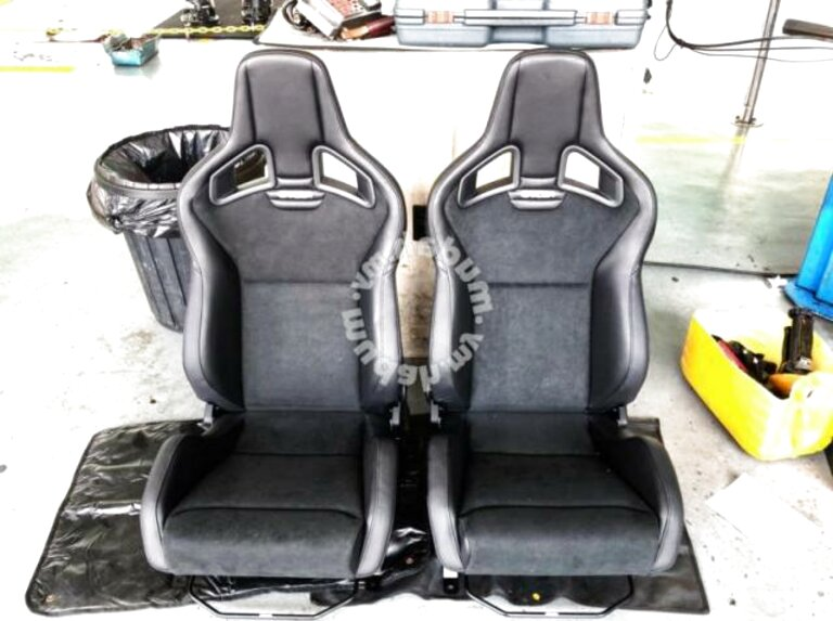 Recaro Sportster CS Reclining Inka Tailored Waterproof Seat Covers Grey