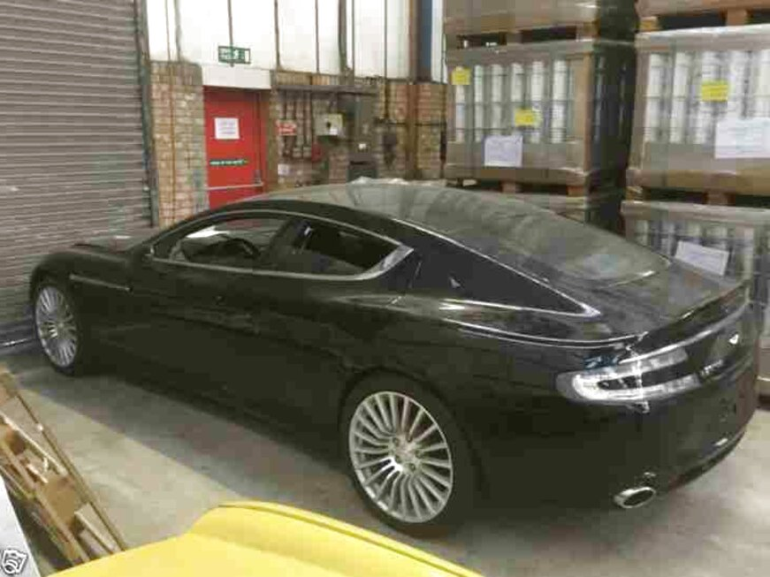 Damaged Aston Martin For Sale In Uk View 23 Bargains