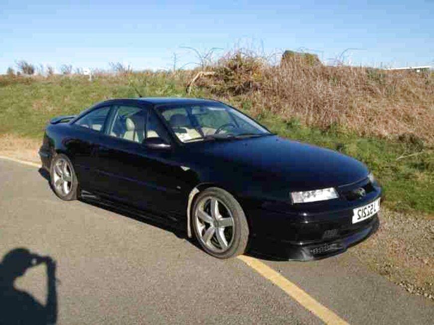 Vauxhall Calibra 2 5 V6 For Sale In Uk