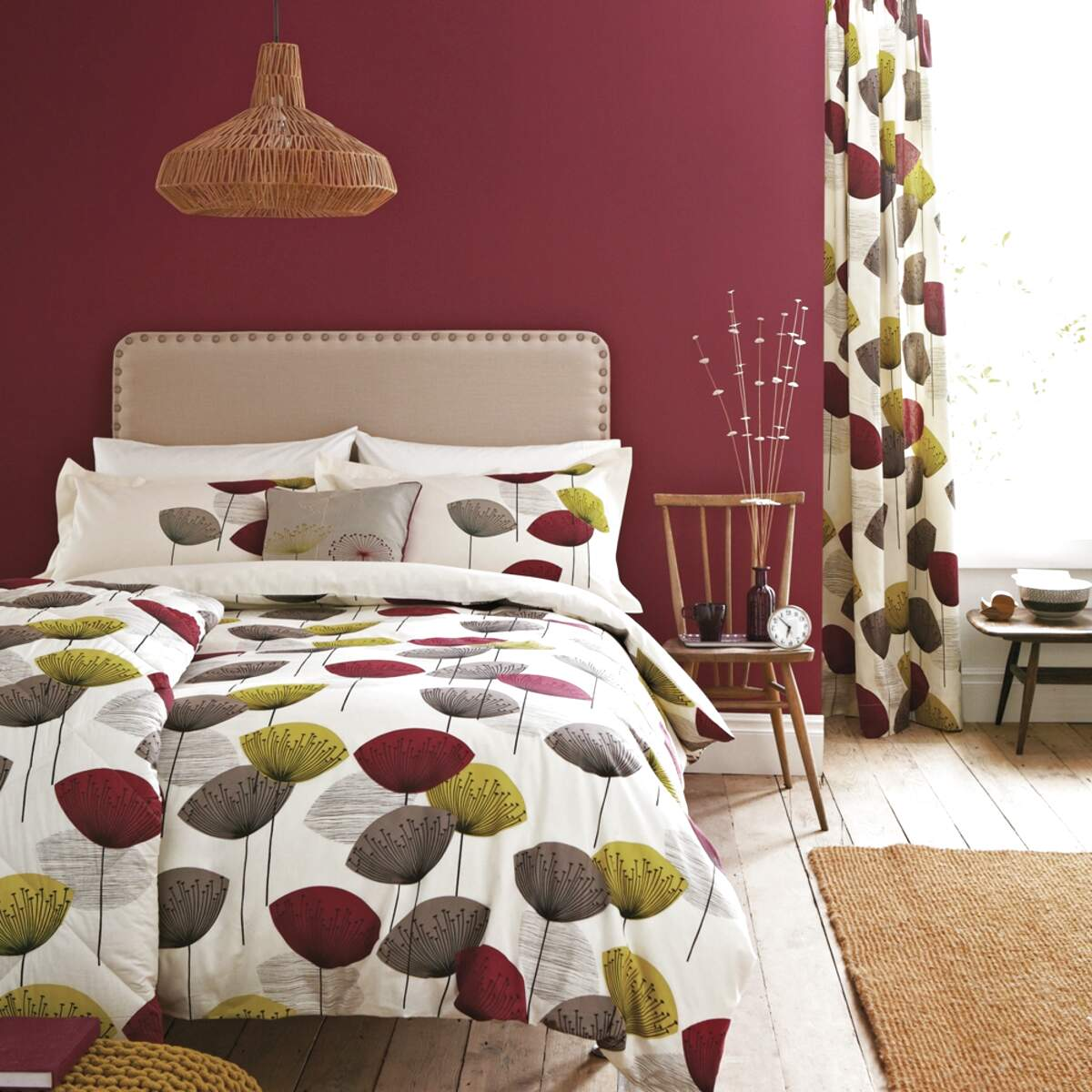 Sanderson Dandelion Clocks Bedding For Sale In Uk