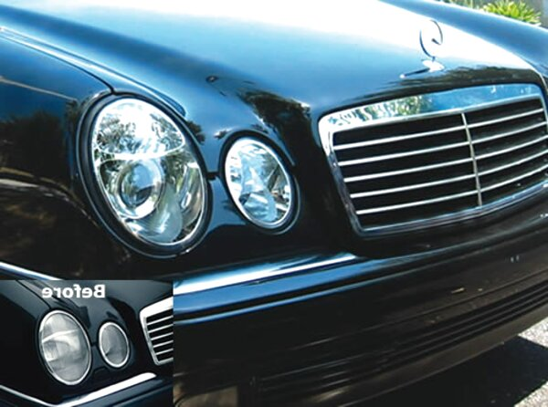 w210 headlight for sale