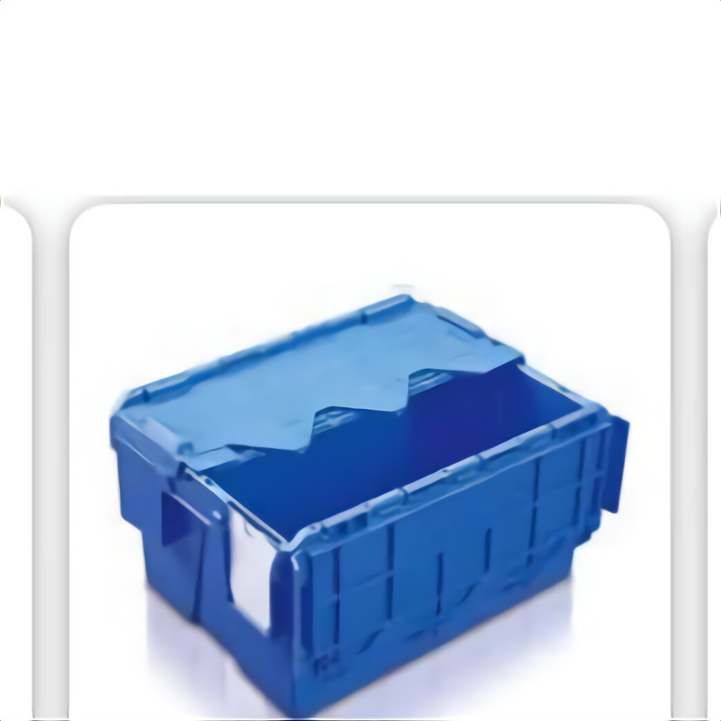 VGC Used 3 x Heavy Duty Plastic Storage Box Boxes Stackable Nestable 80L /& 100L