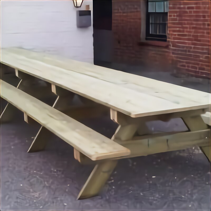 pub garden furniture for sale second hand