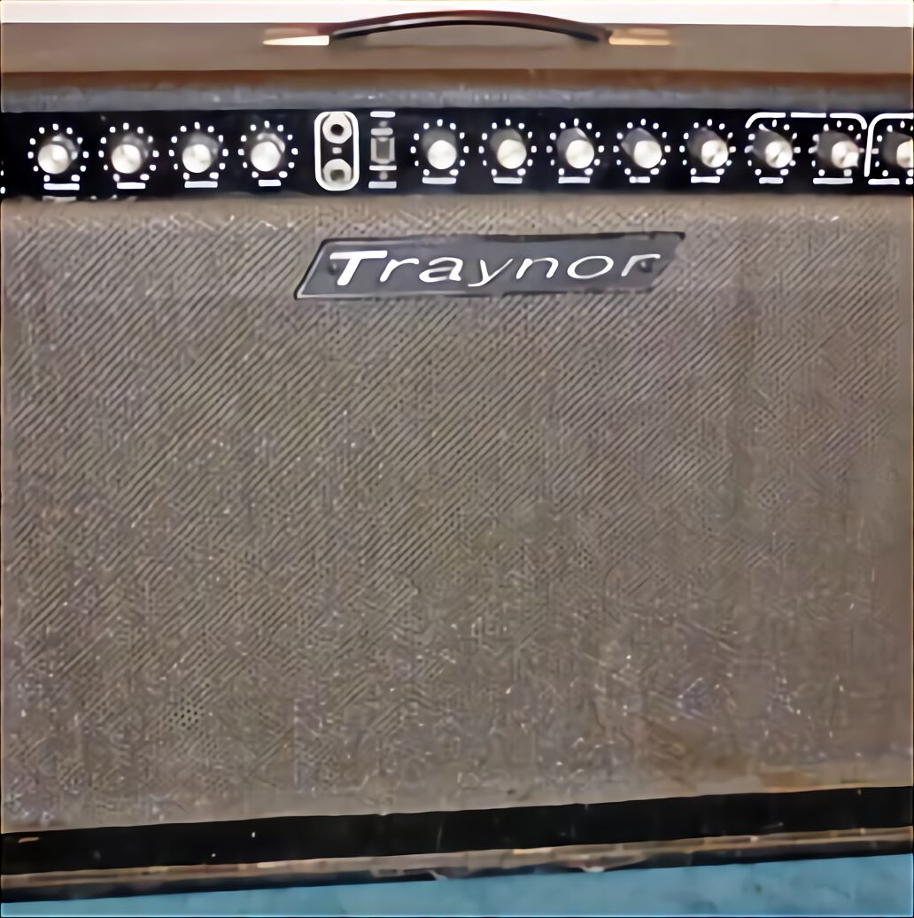 Traynor Amps for sale in UK | 60 second-hand Traynor Amps