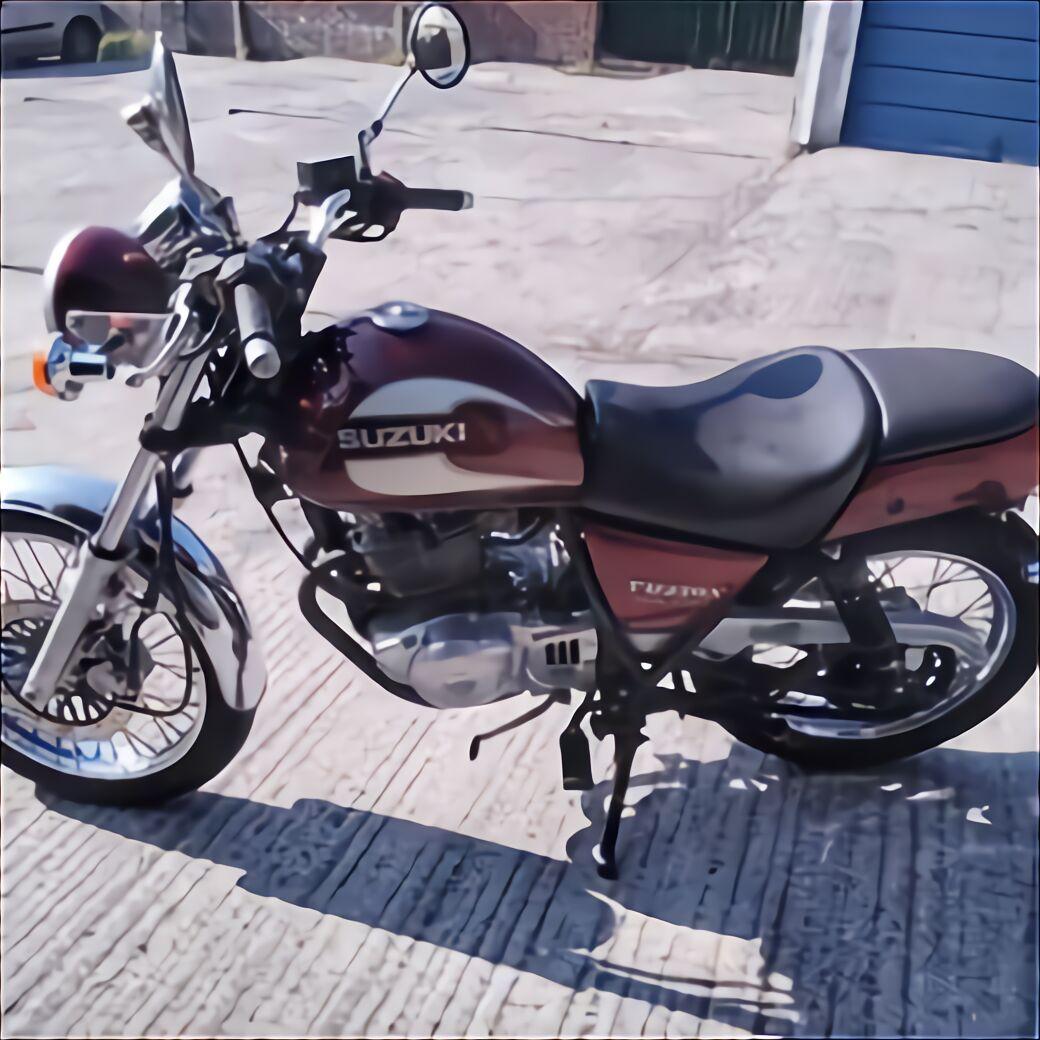 Suzuki GN 250 1983 (With images)