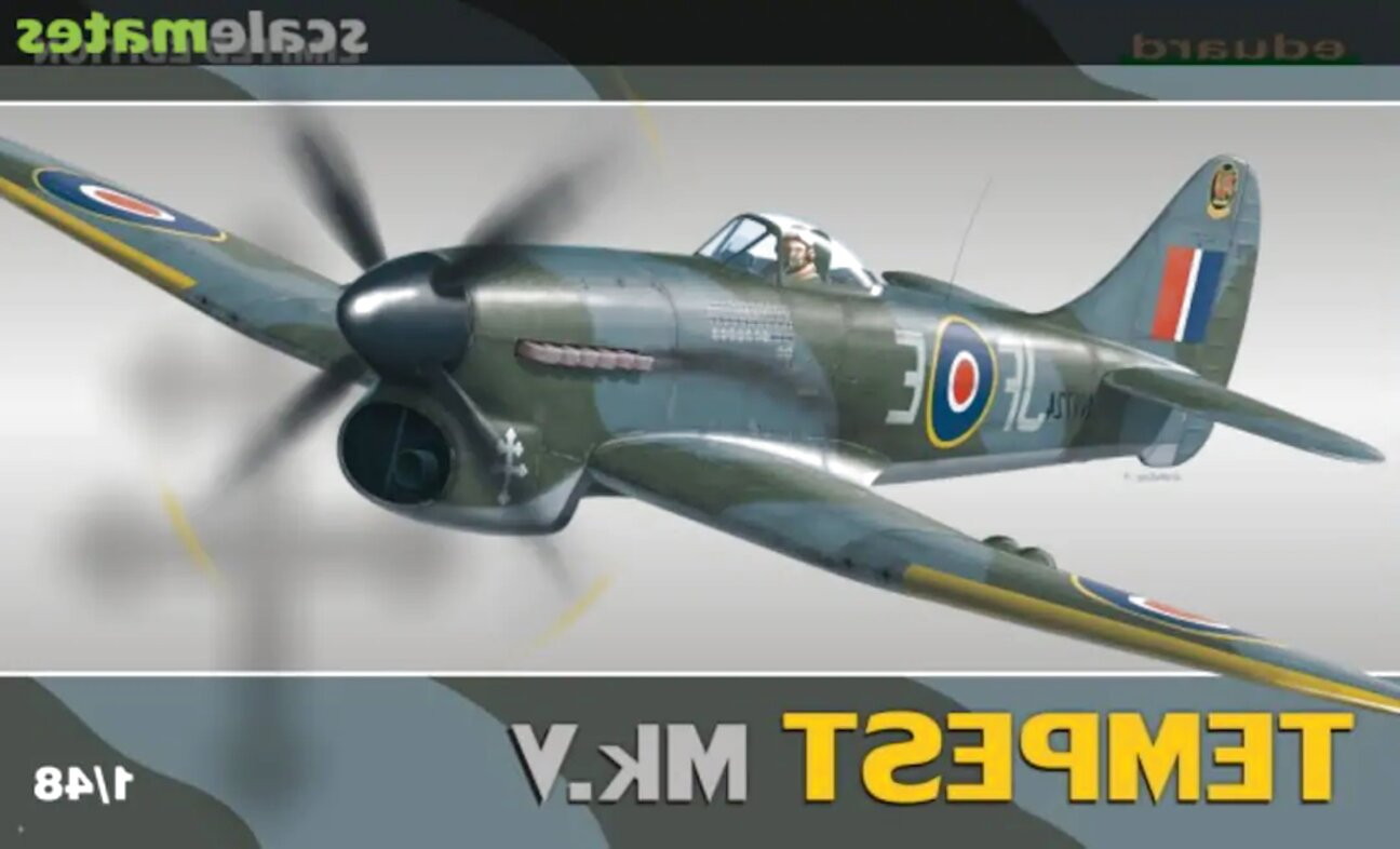 1 48 hawker tempest for sale