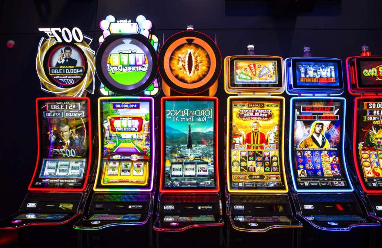 Casino Machine For Sale