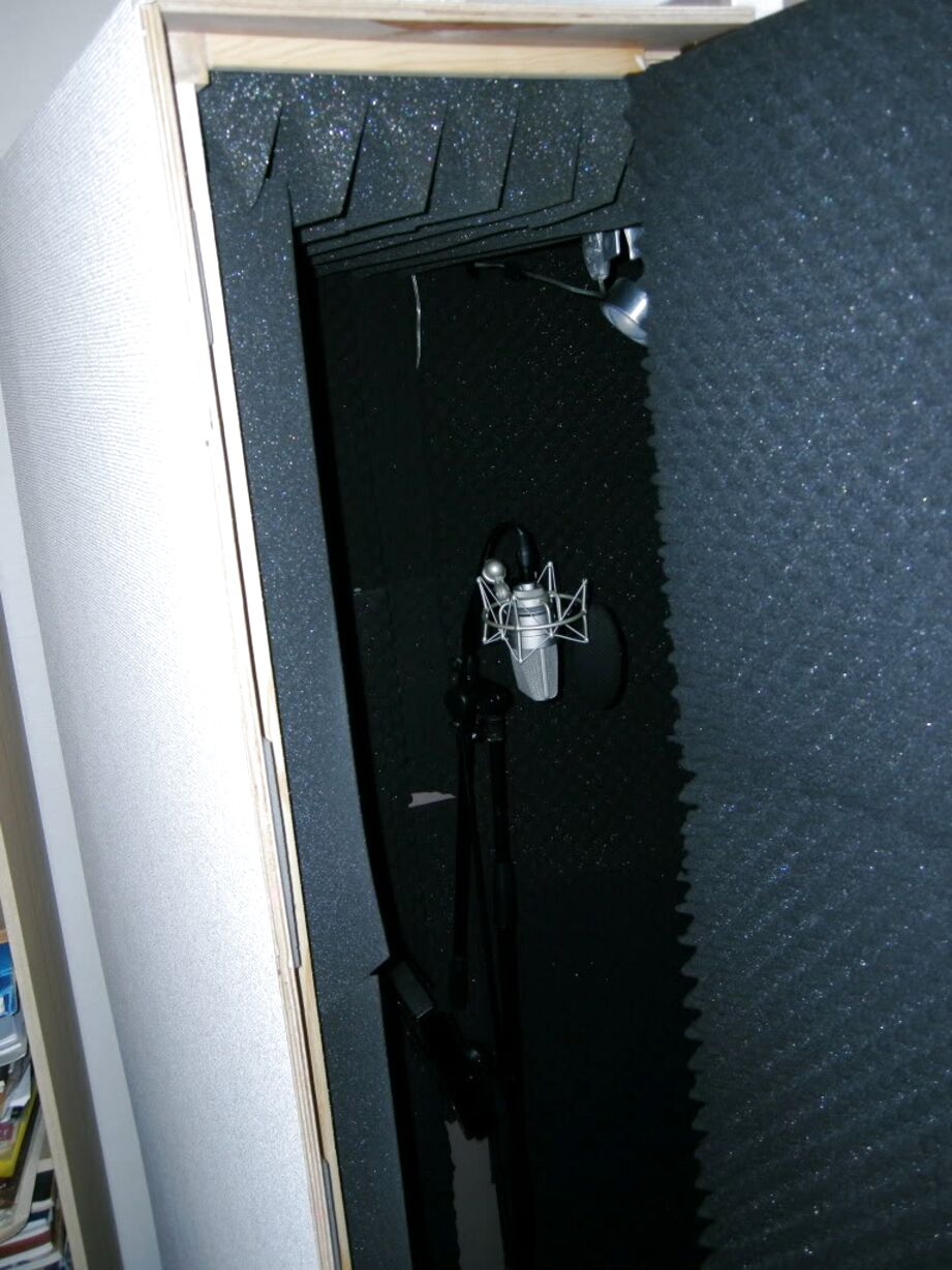 vocal booth for sale