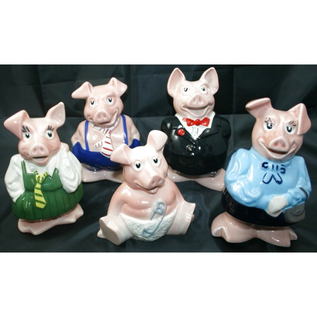 wade natwest pigs 5 for sale