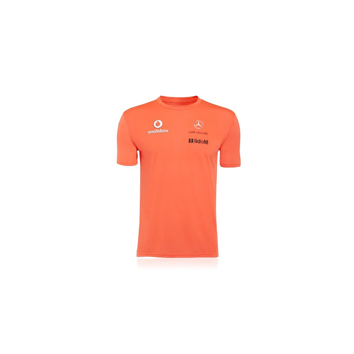 vodafone mclaren tshirt for sale