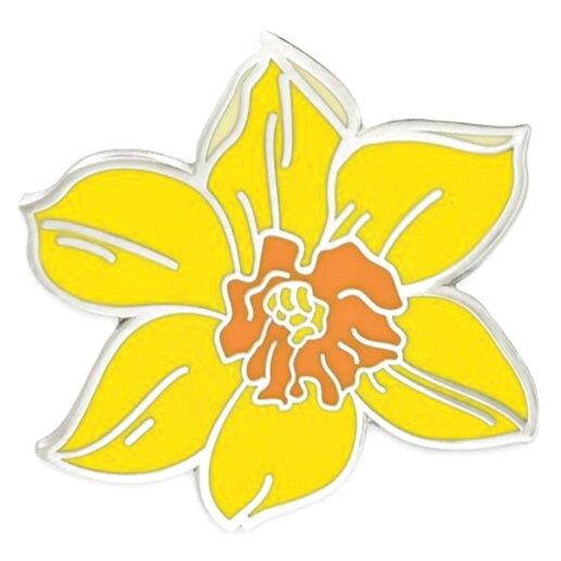 daffodil pin for sale