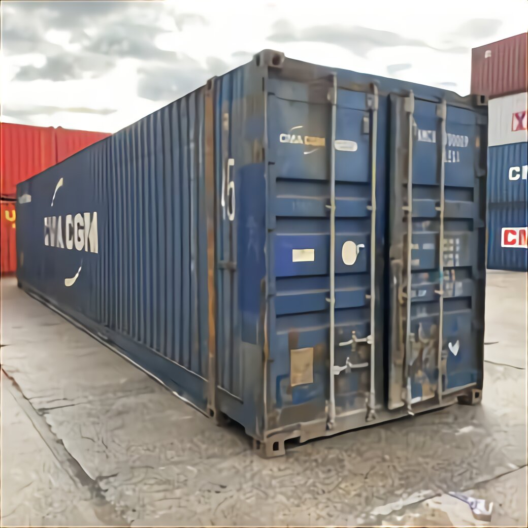 Custom Shipping Containers for sale in UK   View 37 ads