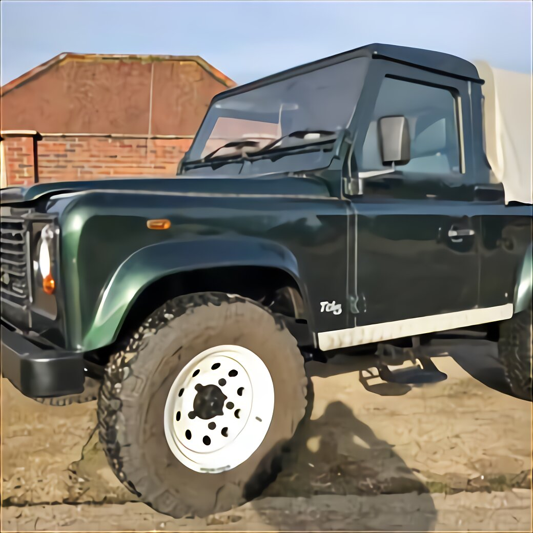 Land Rover Defender 90 County for sale in UK