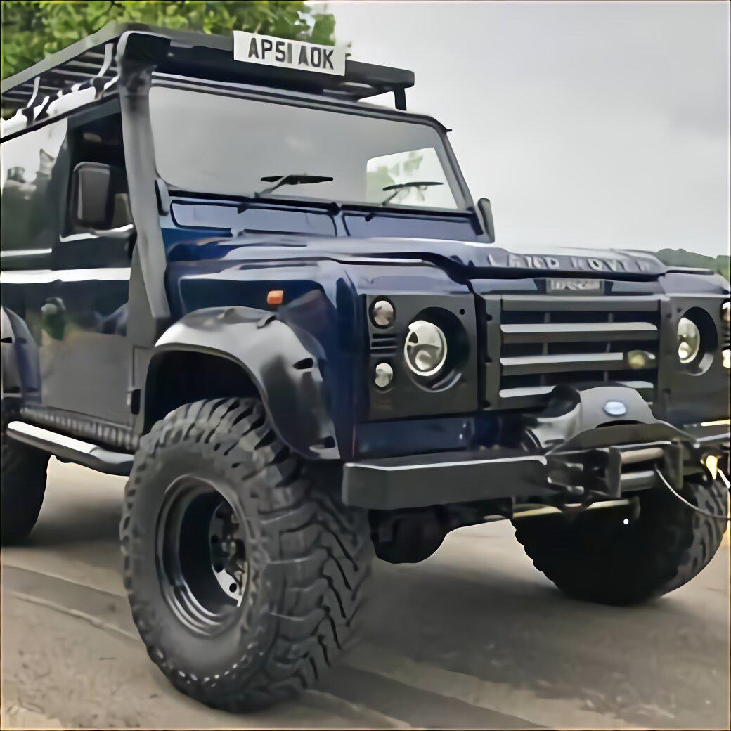 Land Rover Defender 110 Pickup for sale in UK