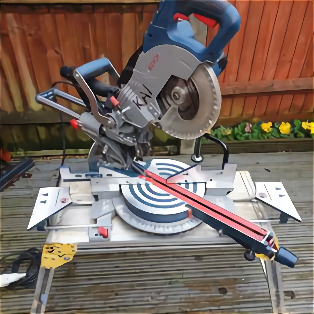 Bosch Miter Saw For Sale In Uk 19 Used Bosch Miter Saws