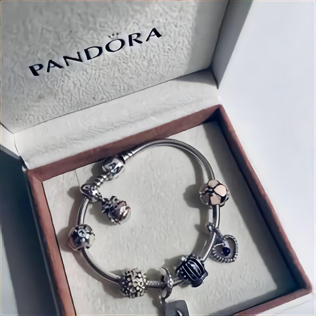 Gold Pandora Bracelet For Sale In Uk View 81 Bargains