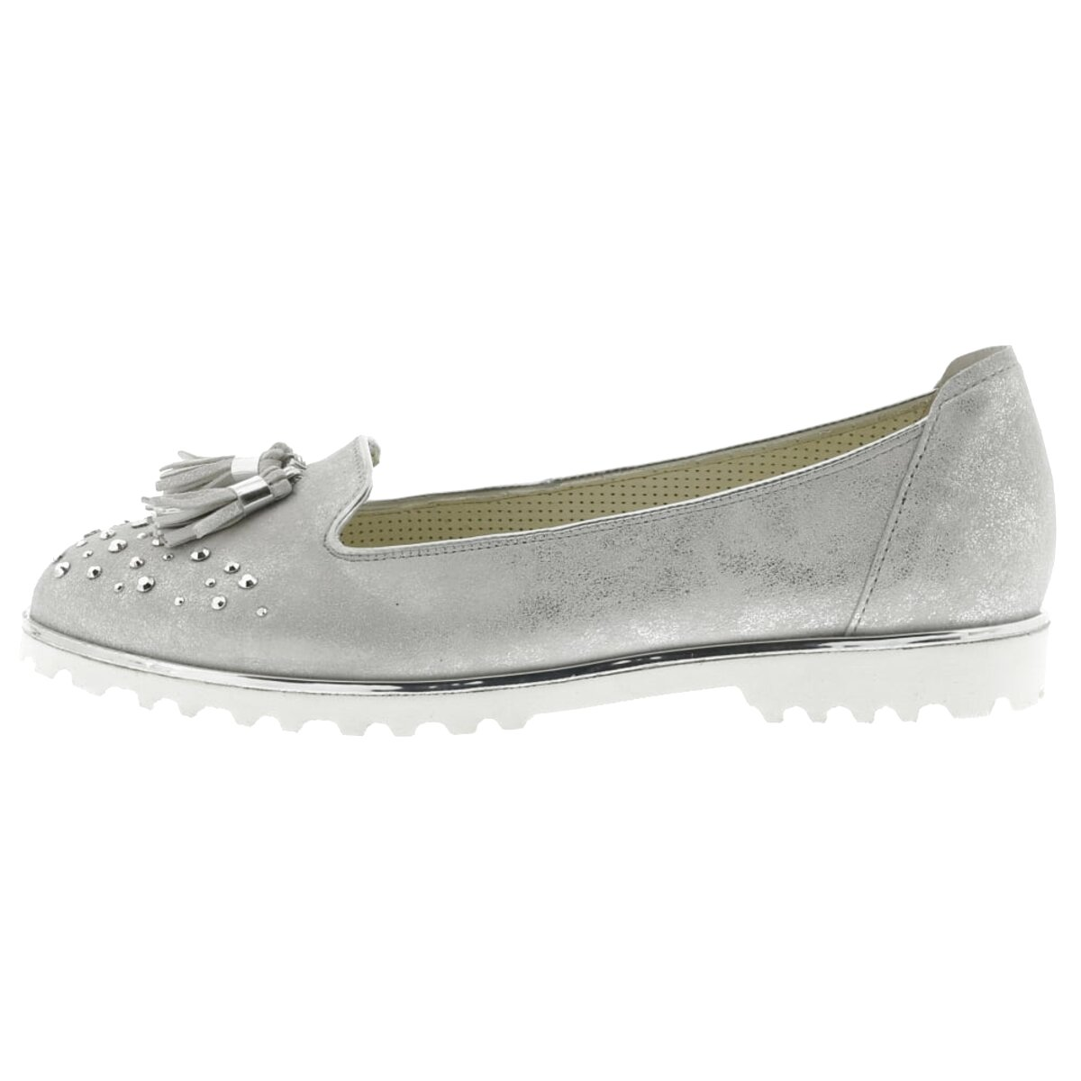gabor silver shoes for sale