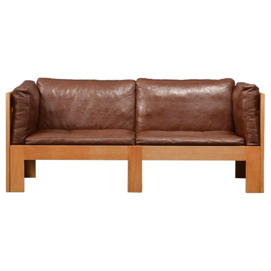 oak frame sofa for sale