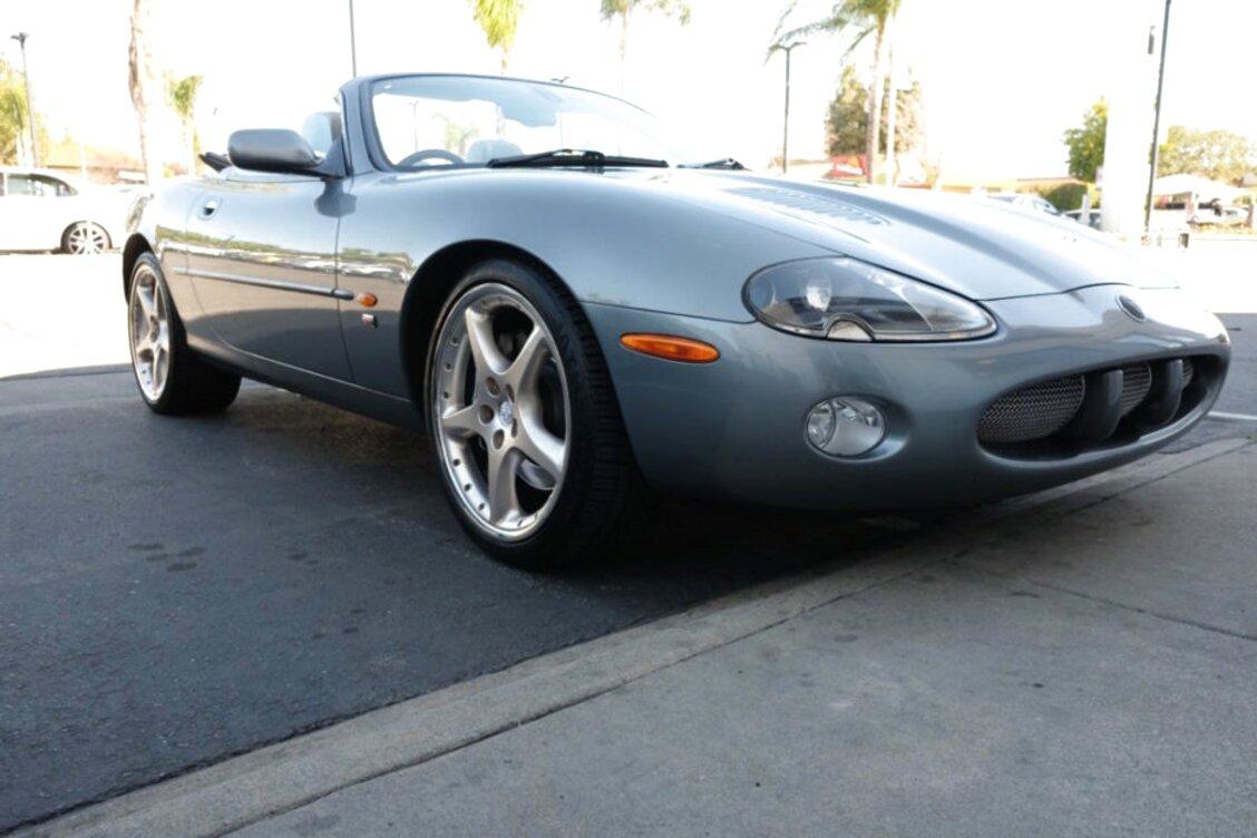 2003 jaguar xkr convertible for sale