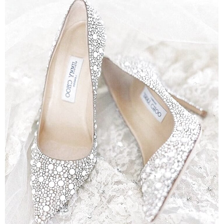 Jimmy Choo Bridal Shoes for sale in UK