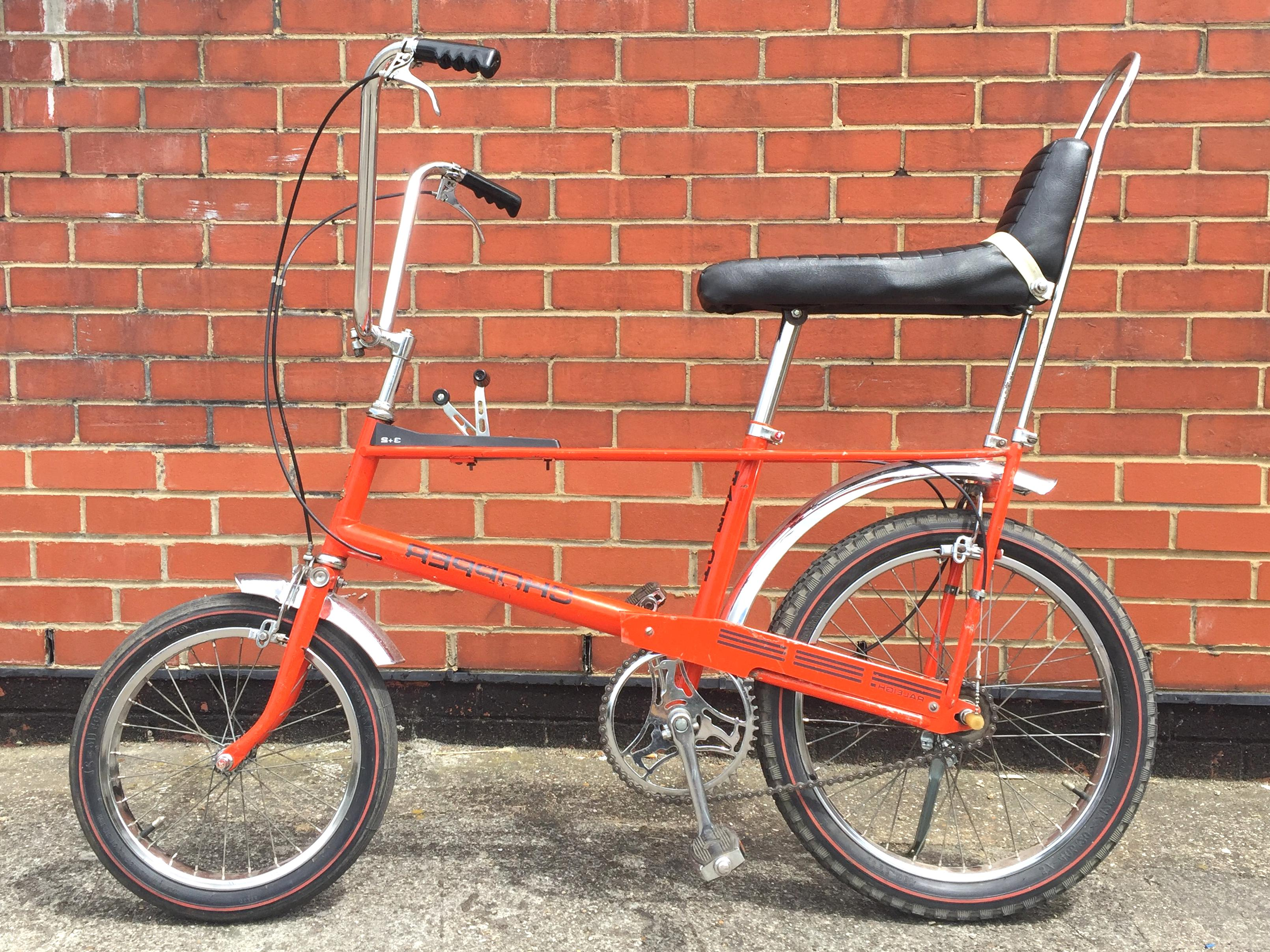 raleigh chopper for sale
