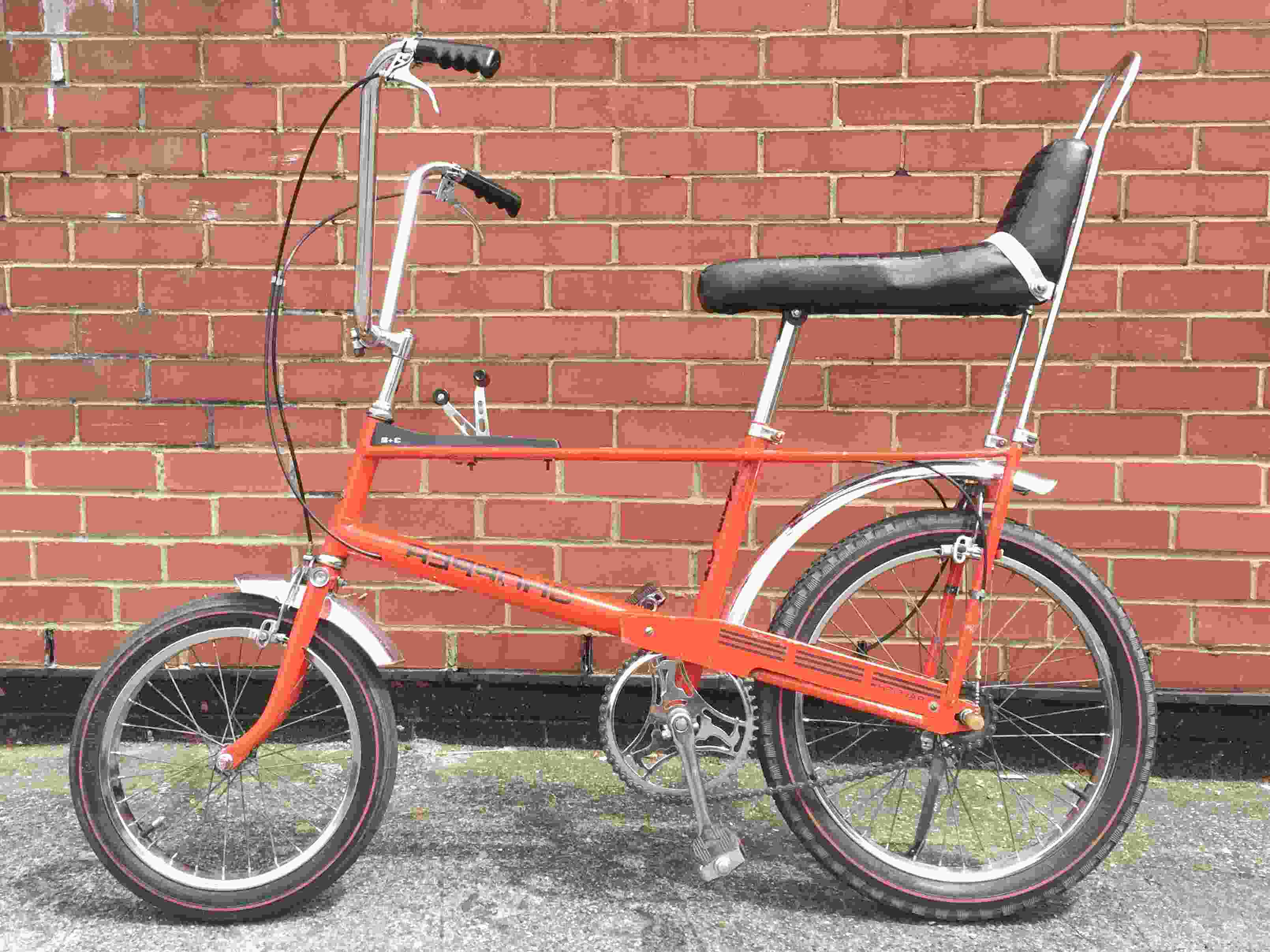 Vintage Raleigh Chopper For Sale In Uk View 60 Bargains