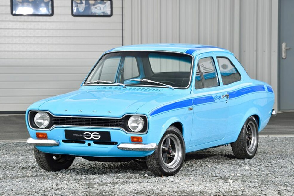 Ford Escort Mk1 Mexico for sale in UK   View 70 bargains