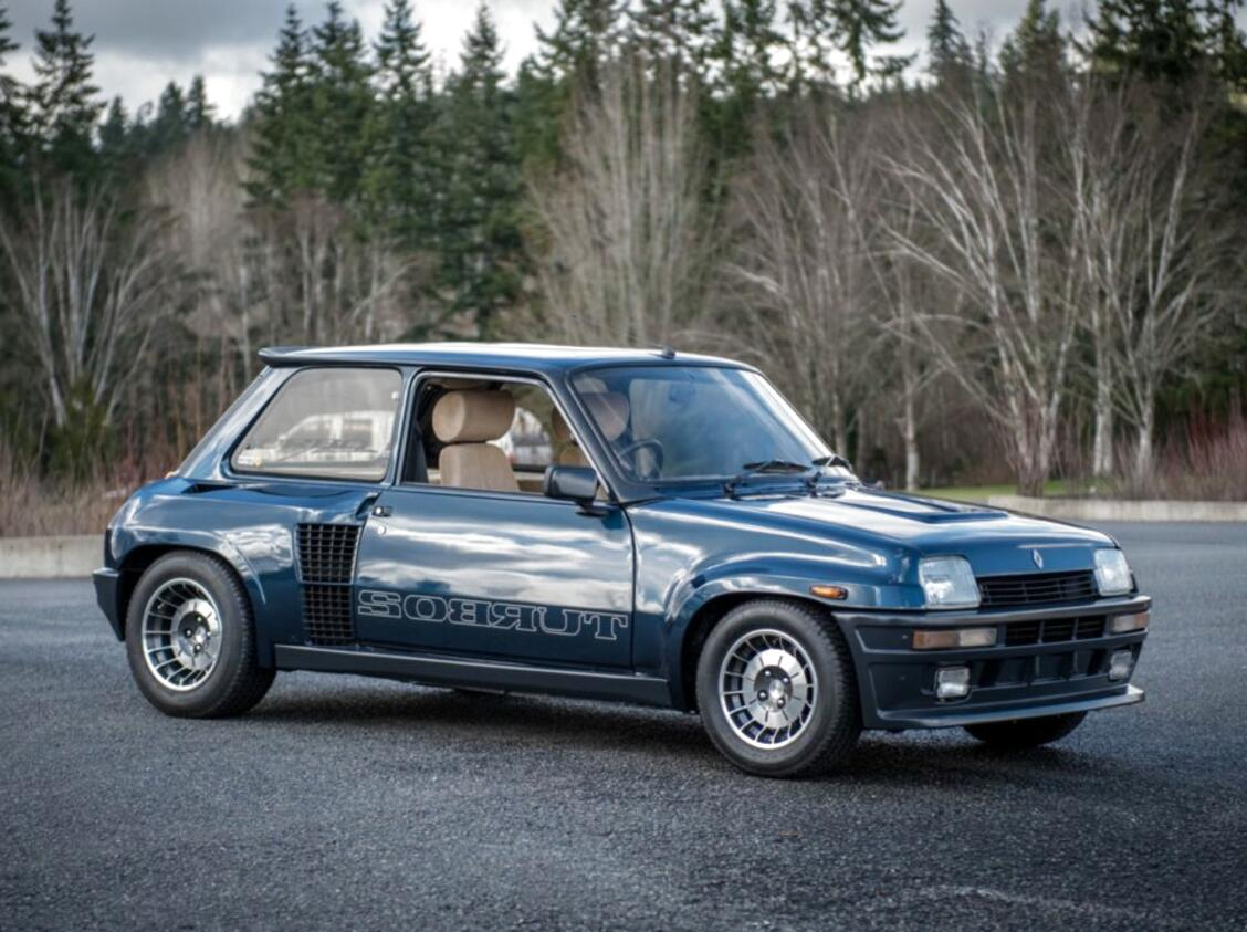Renault 5 Turbo 2 For Sale In Uk View 29 Bargains