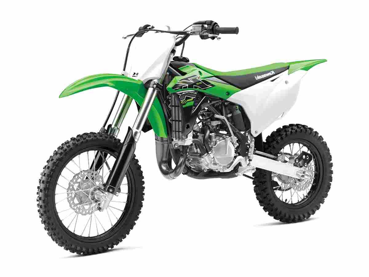 2011 Kawasaki KX 85