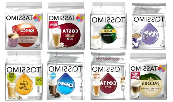 tassimo coffee pods for sale