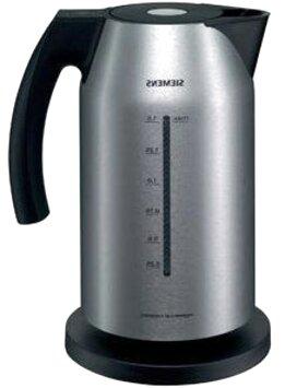 Siemens Anzeige für Porsche Design Wasserkocher TW91100