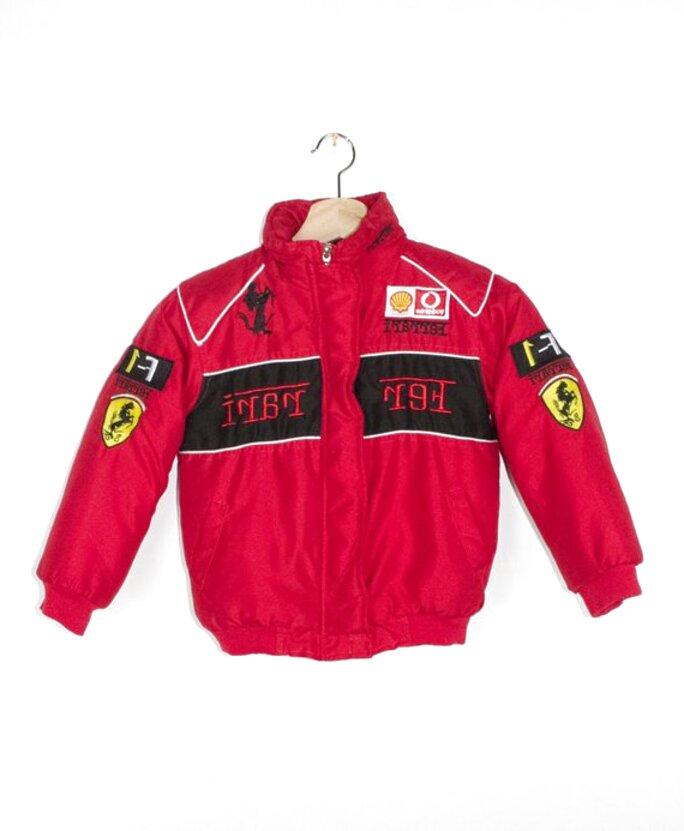 Boys Ferrari Jacket For Sale In UK