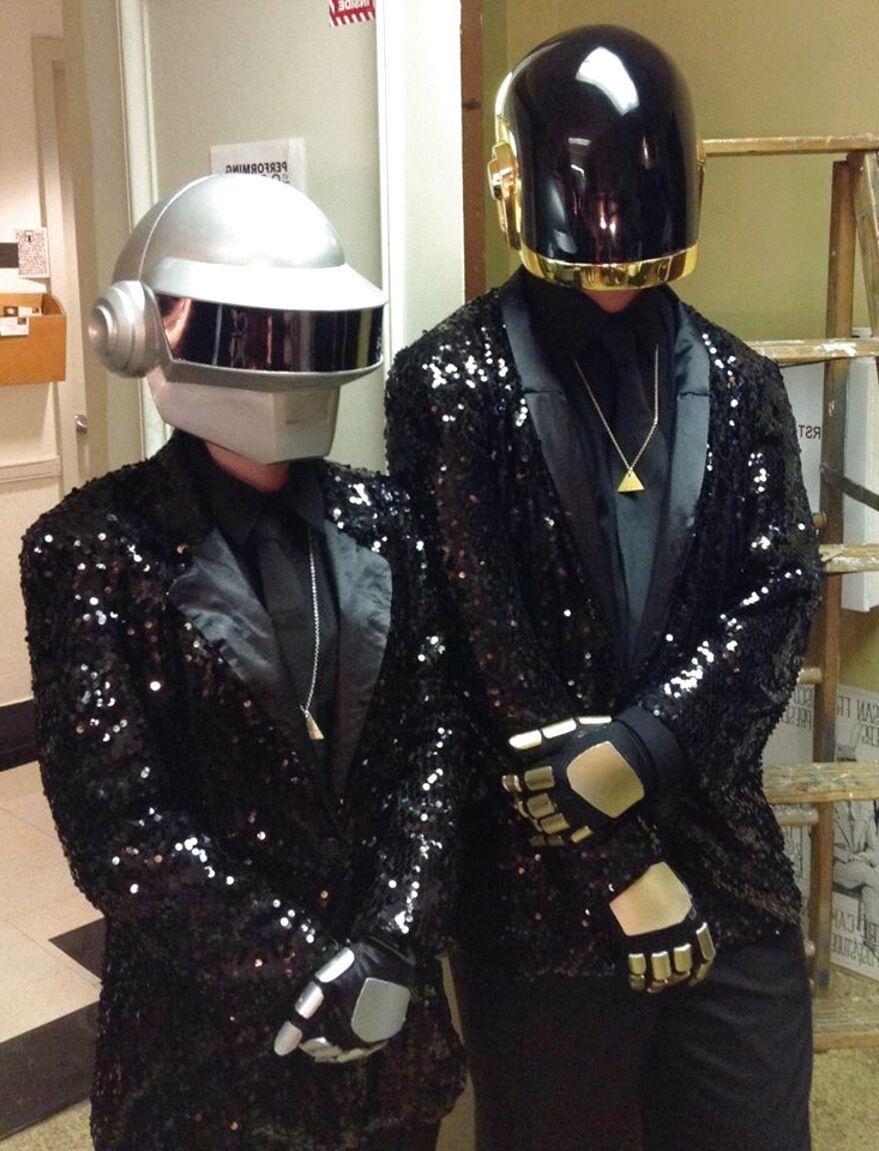 daft punk costume for sale