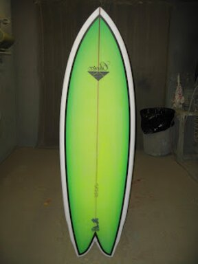 quad fish surfboard for sale