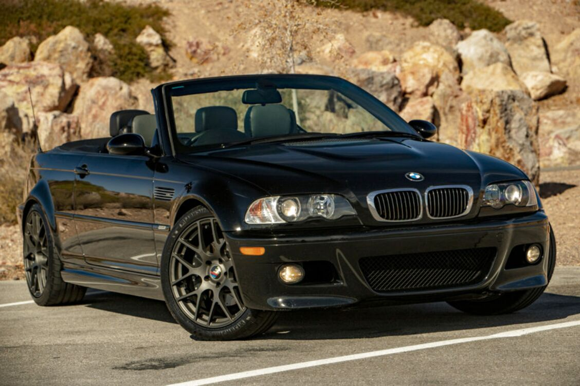 Bmw E46 M3 Convertible for sale in UK | View 67 bargains