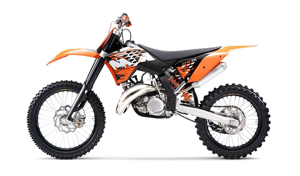 Apico Black Orange Gear Pedal Lever Shift For KTM SX//F 450 2008 Motocross Enduro